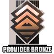 Provider Bronze
